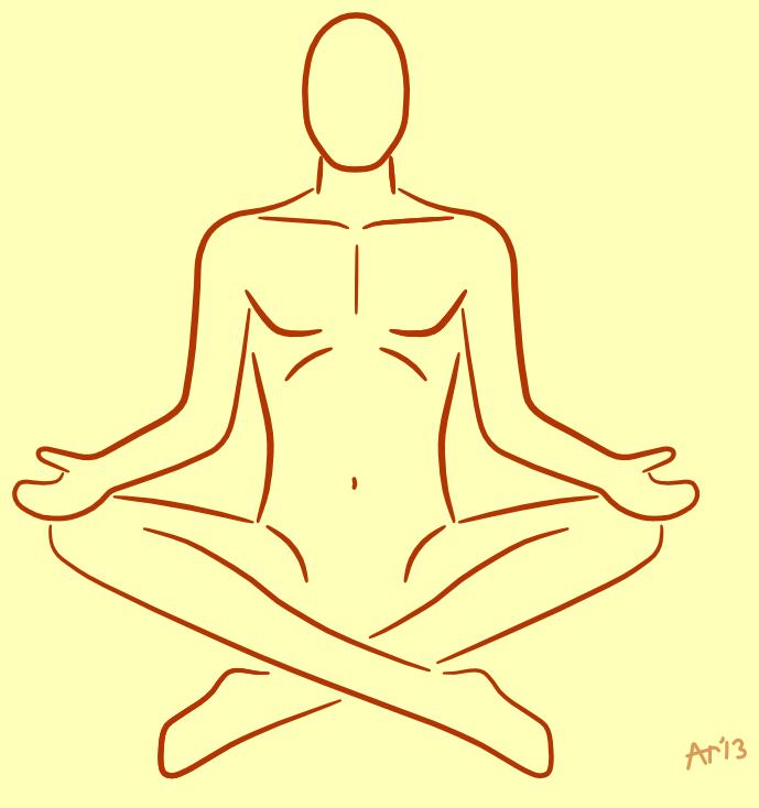 Coherentie tussen geest en lichaam ervaring met Transcedente Meditatie